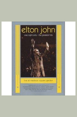 Elton John: One Night Only - Greatest Hits Live (2001)