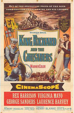 十字军龙虎斗 King Richard and the Crusaders (1954)