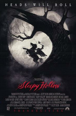 断头谷 Sleepy Hollow (1999)