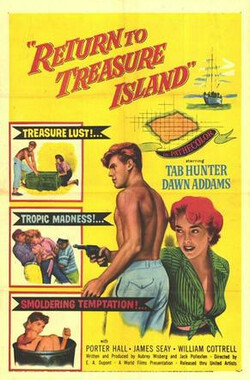 Return to Treasure Island (1954)