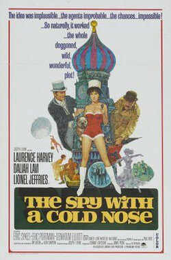 荒唐妙探 The Spy with a Cold Nose (1966)