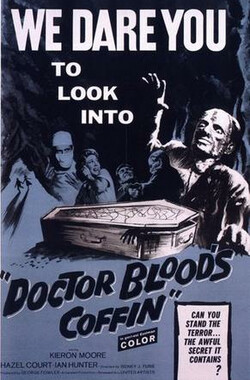 怪医血柩 Dr. Blood's Coffin (1962)
