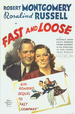 Fast and Loose (1939)