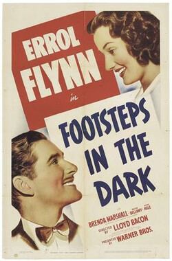 黑影窥窗 Footsteps in the Dark (1941)