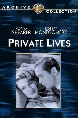私人秘史 Private Lives (1931)