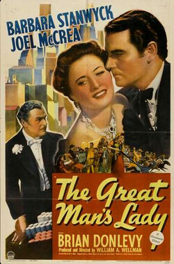 女伟人 The Great Man's Lady (1942)