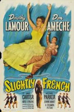 Slightly French (1949)