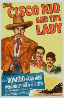 The Cisco Kid and the Lady (1939)