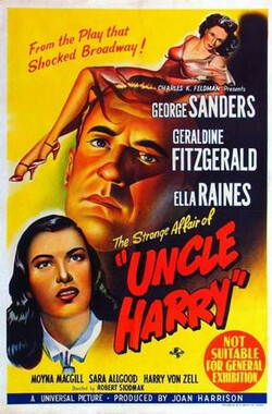 哈利叔叔的不寻常的韵事 The Strange Affair of Uncle Harry (1945)