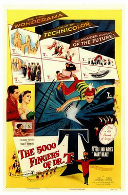 T博士的5000个手指 The 5,000 Fingers of Dr. T. (1953)