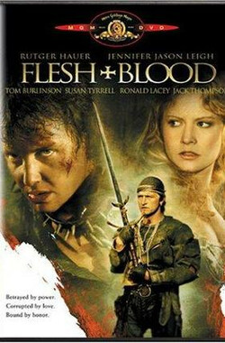 冷血奇兵 Flesh & Blood (1985)