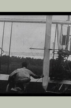 Aeroplane Flight and Wreck (Piloted by M. Cody) (1910)