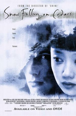 落在香杉树的雪花 Snow Falling on Cedars (1999)