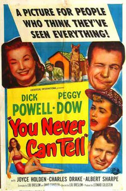 You Never Can Tell (1951)
