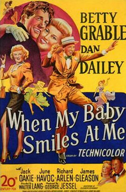 情人的微笑 When My Baby Smiles at Me (1948)