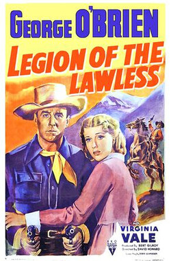 Legion of the Lawless (1940)
