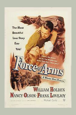 空中堡垒 Force of Arms (1951)