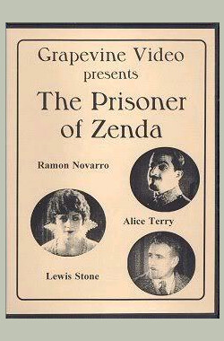 罗宫秘史 The Prisoner of Zenda (1923)