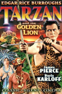Tarzan and the Golden Lion (1927)