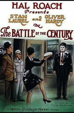 世纪之战 The Battle of the Century (1927)