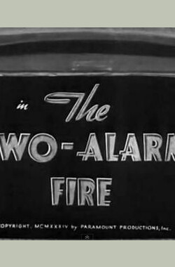 The Two-Alarm Fire (1934)