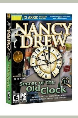 Nancy Drew: Secret Of the Old Clock (VG) (2005)