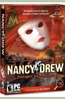 Nancy Drew: Danger by Design (VG) (2006)