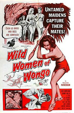 The Wild Women of Wongo (1958)
