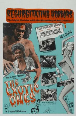Ron Ormond The Monster and the Stripper (1968)