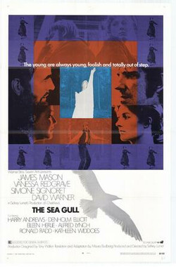 海鸥 The Sea Gull (1968)