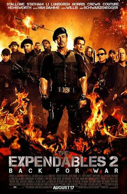 敢死队2 The Expendables 2 (2012)