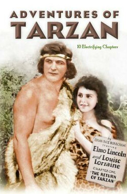 The Adventures of Tarzan (1921)