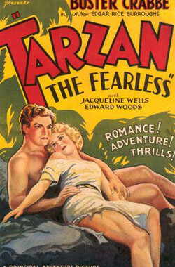 Tarzan the Fearless (1933)