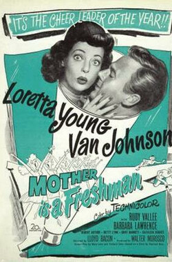 母女菀 Mother Is a Freshman (1949)