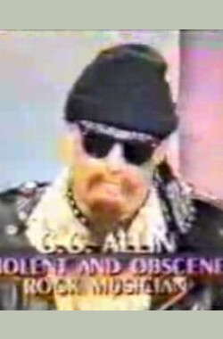 The Jerry Springer Show: GG Allin (1993)