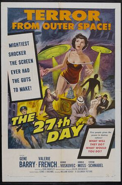 第27天生死劫 The 27th Day (1957)