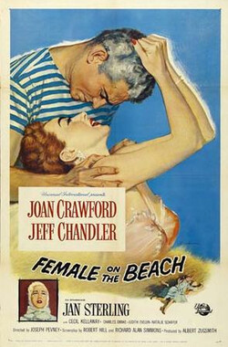 沙滩上的女人 Female on the Beach (1955)