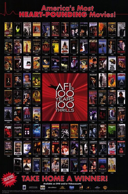 AFI's 100 Years... 100 Thrills: America's Most Heart-Pounding Movies (2001)
