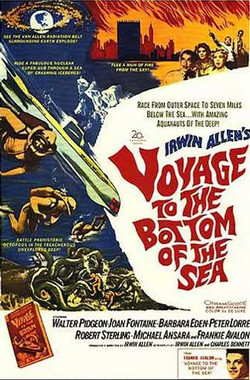 地球危机 Voyage to the Bottom of the Sea (1961)