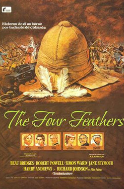 四根羽毛 The Four Feathers (1977)