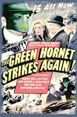 The Green Hornet Strikes Again! (1941)