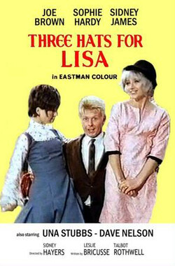 Three Hats for Lisa (1965)