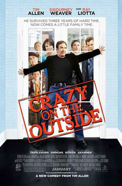 出狱一团糟 Crazy on the Outside (2010)