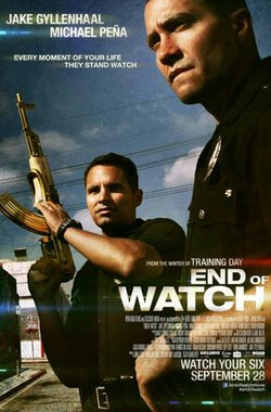 警戒结束 End of Watch (2012)