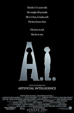 人工智能 Artificial Intelligence: AI (2001)