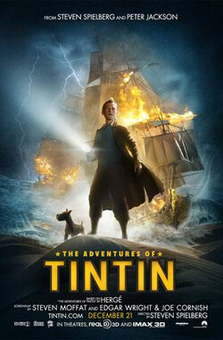 丁丁历险记 The Adventures of Tintin: The Secret of the Unicorn (2011)