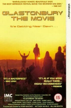 Glastonbury the Movie (1996)