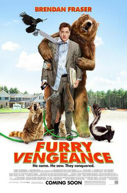 回到荒野 Furry Vengeance (2010)