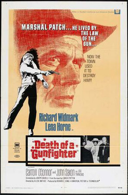 义侠本色 Death of a Gunfighter (1969)