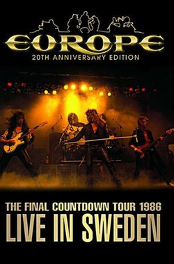 Europe: Final Countdown Tour - Live in Sweden 1986 (2006)